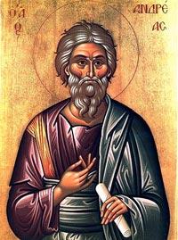 Św. Andrzej Apostoł